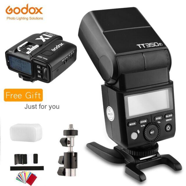 Godox Mini TT350S 2.4G TTL Camera Flash Speedlite+X1T-S for Sony SLR Camera