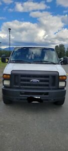 2014 Ford E 250 Extended Cargo