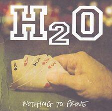 H2O - Nothing to Prove (CD, 2008, Bridge Nine Records)