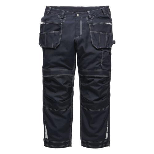 Dickies Eisenhower Extreme Work Trousers Navy Worker /& 1 Pair of Boot Socks