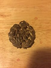 Royal Canadian Air Force Medal, Hat Badge, Uniform Insignia, Mounties Maple Leaf