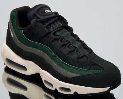 Details about Nike Air Max 95 Essential Men's New Outdoor Green Lifestyle Sneakers 749766 304