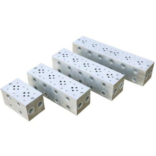 Límite de impresión puerto válvula g 3//4//q Max 100 LT//min Pmax 10-300 bar