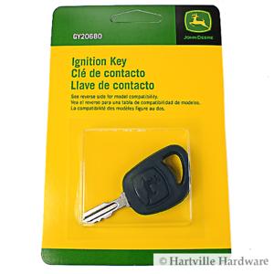 John-Deere-Original-Equipment-Ignition-Key-GY20680