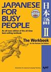 Japanese for Busy People Two: The Workbook by AJALT (Paperback, 2012)
