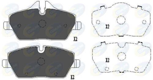 GENUINE Comline Front Brake Pad Set CBP02160 5 YEAR WARRANTY BRAND NEW