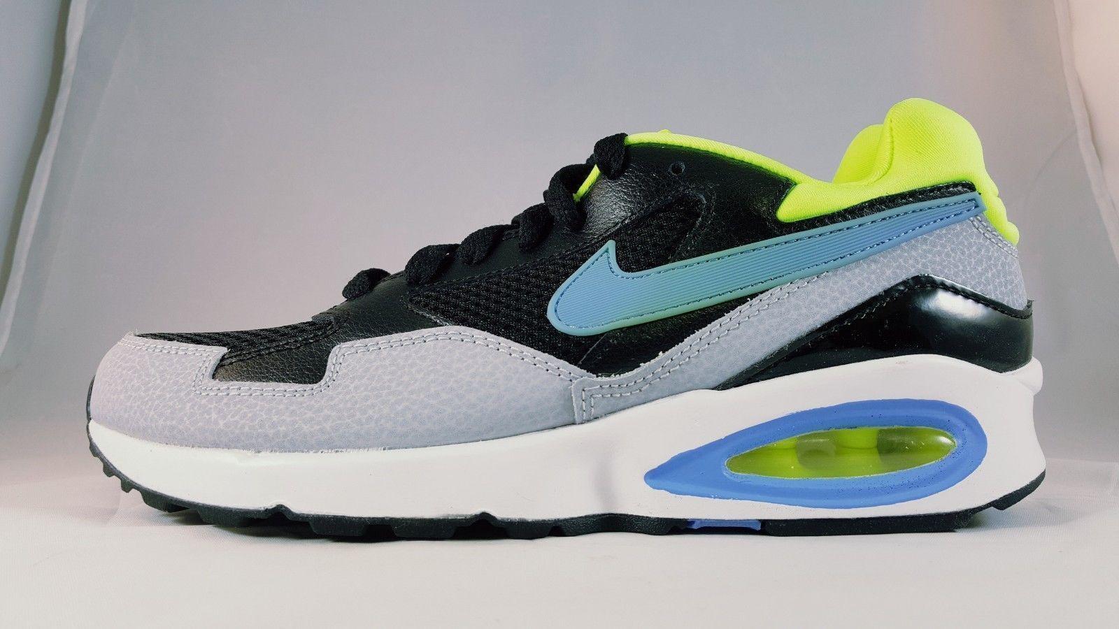 Nike air max st st max di moda femminile, scarpa 705003 001 numero 7 d7707e
