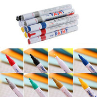Waterproof Permanent Car Tyre Tire Metal Paint Pen Marker Indoor & Outdoor