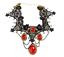 Women-Fashion-Jewelry-Pendant-Choker-Chunky-Statement-Chain-Bib-Lace-Necklac thumbnail 30