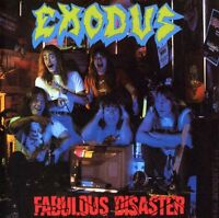 Exodus - Fabulous Disaster [new Cd] on Sale