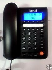 Beetel 59 Landline Corded Telephone Instrument with Caller ID & Speaker. Phone