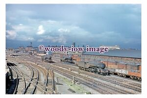 gw0223-British-Railway-Engines-60885-amp-60930-at-Doncaster-1958-photograph-6x4