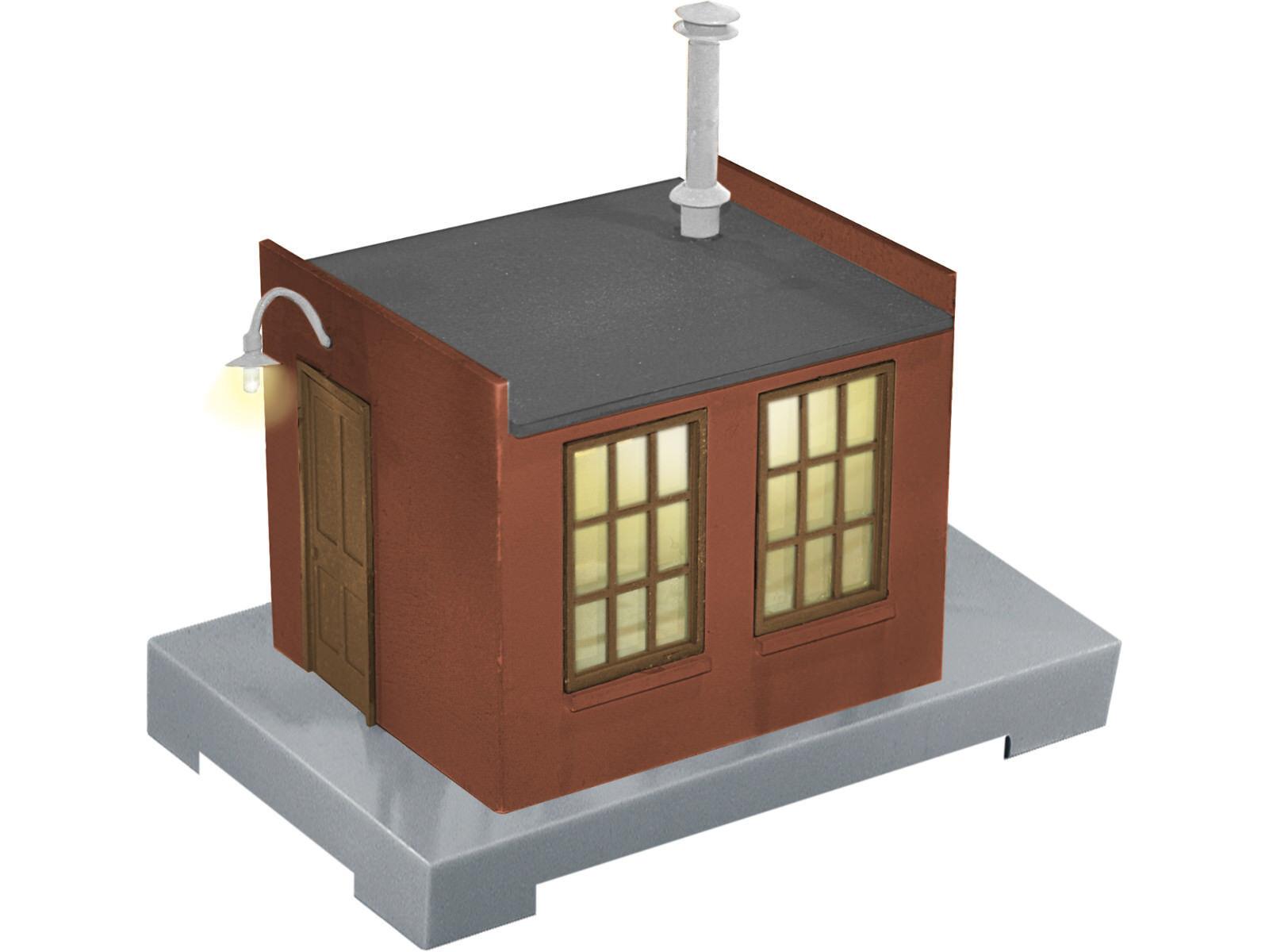 Lionel 6-82874 Antiguo intermodal trabajo casa Con Sonidos Nuevo En Caja