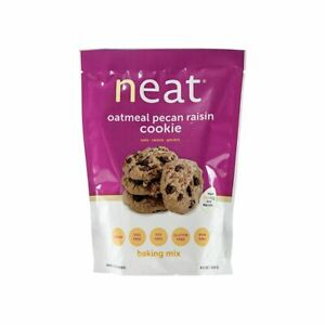 neat-Plant-Based-Oatmeal-Pecan-Raisin-Cookie-Mix-9-5-oz-1-3-or-6-Pack