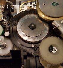 sony walkman dd series center gear repair