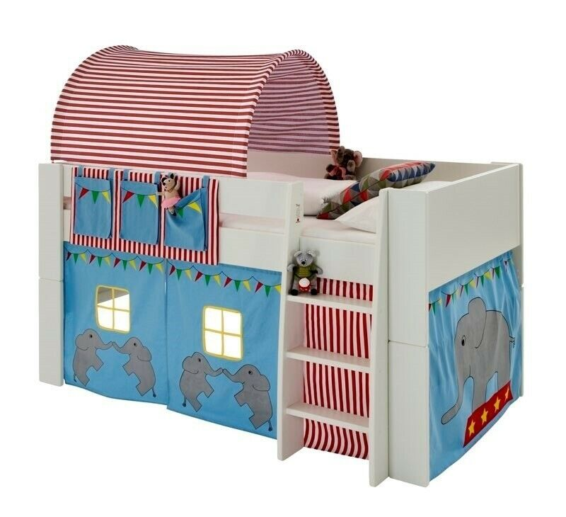 Andet, b: 88 cm, Molly Kids tunnel cirkus tema til