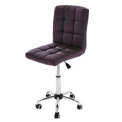Stupendous Ergonomic Pu Leather Office Chair Executive Desk Task Beauty Dailytribune Chair Design For Home Dailytribuneorg