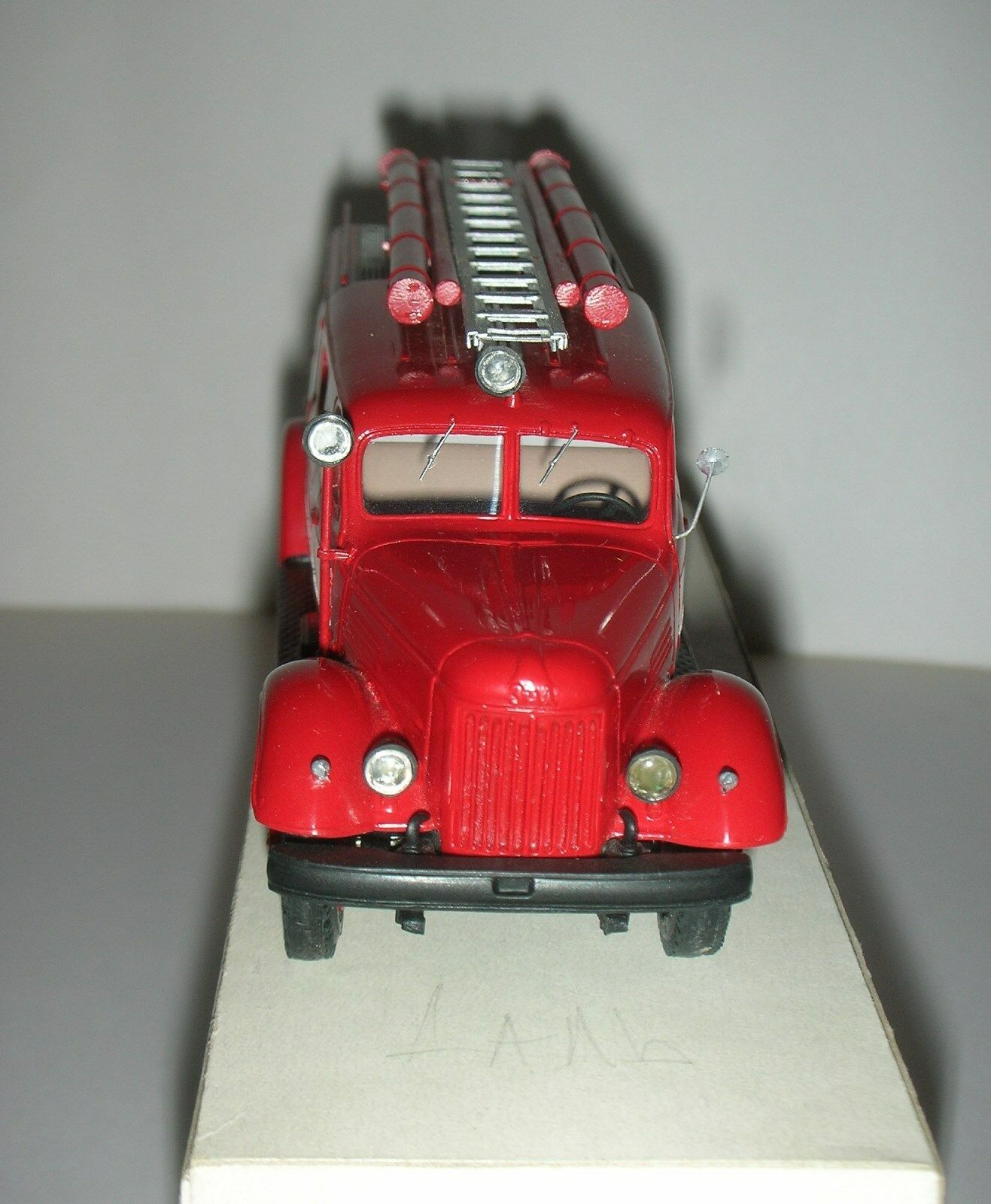 Pumper Pmz Models Zil 164 Truck 18 yesRare Kherson Fire D2IYWEH9