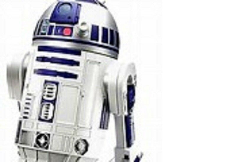 HASBRO Star Wars Smart App App App Enabled R2-D2 Blautooth iPhone Android RC Robot R2D2 709d6d