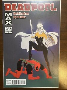 DEADPOOL-MAX-5-2011-Marvel-Comics-Female-Taskmaster-VF-Condition
