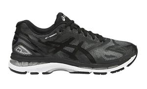 ASICS New Men's GEL NIMBUS 19 Road Running Running Running shoes Black color - Authentic 8110cd