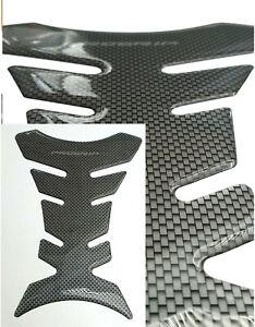Tankpad-Tankschutz-Motorrad-universal-Gel-Kawasaki-Yamaha-Suzuki-Honda-Carbon