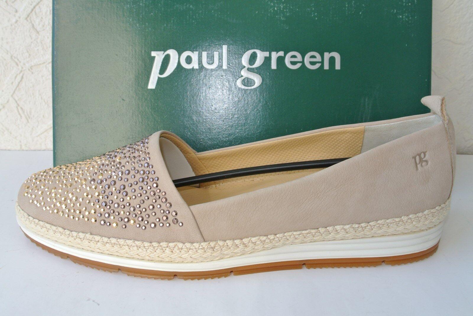 Paul Grün  Qualität Damen Slipper  Gr.6,5+8=40+42 Art 420-23