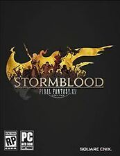 PC ACTION-FINAL FANTASY XIV:STORMBLOOD EXPANSION PACK (ONLINE ONLY)  PC NEW