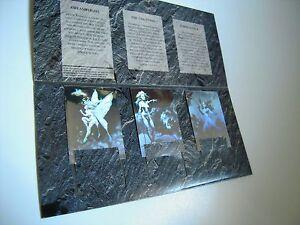 FRAZETTA-HOLOGRAM-CARDS-SET-LIMITED-EDITION-AVEC-CERTIFICAT-D-034-AUTHENTICITE