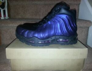 best service c2535 60c84 Details about Nike AIR FOAMPOSITE BOOT Eggplant Winter Snow Shoes nrg  asteroid weather lab 8.5