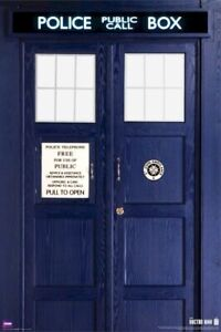 LEGION NEW card sleeves 50 Doctor Who//TARDIS style POLICE BOX