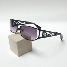 64fc3c963c GL805 Jimmy Crystal Black Sunglasses with Hematite Swarovski Crystals