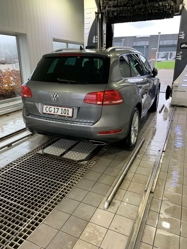 VW Touareg, 3,0 V6 TDi Tiptr. 4M BMT, Diesel
