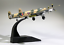 New-1-144-WWII-UK-Lancaster-Dam-Bustter-With-Bomb-Bomber-Aircraft-3D-Alloy-Model thumbnail 3