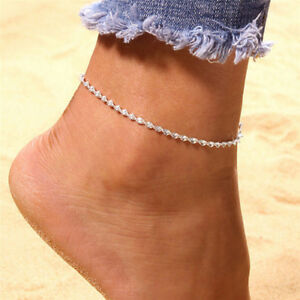 Bohemian-Simple-Twisted-Anklet-Ankle-Bracelet-Barefoot-Sandal-Beach-Foot-Jewelry