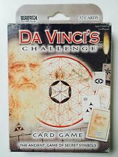 Da Vinci's Challenge Card Game - (eb3)