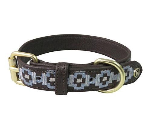 Halo Dog Collar Leather with Cam Dog Collar