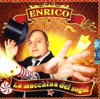 Enrico - La Macchina Dei Sogni [new Cd] on Sale