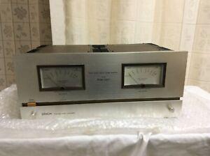 Denon-poa-1001-poa1001-Power-Amplifier-Amp-gebraucht-selten-aus-Japan
