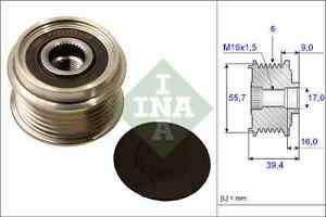 INA-AlternatorOver-Running-Clutch-Pulley-535006010-Fit-with-VW-Polo