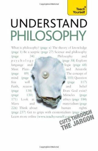 Understand Philosophy: Teach Yourself By Mel Thompson