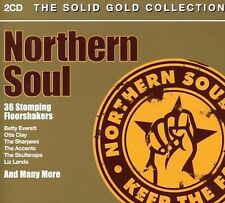 NORTHERN SOUL - The Solid Gold Collection (2 CD Set Box Set, 2005, Union Square)