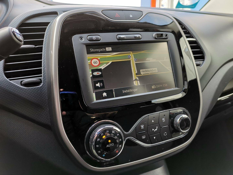 Renault Captur 1,5 dCi 90 Expression - billede 11