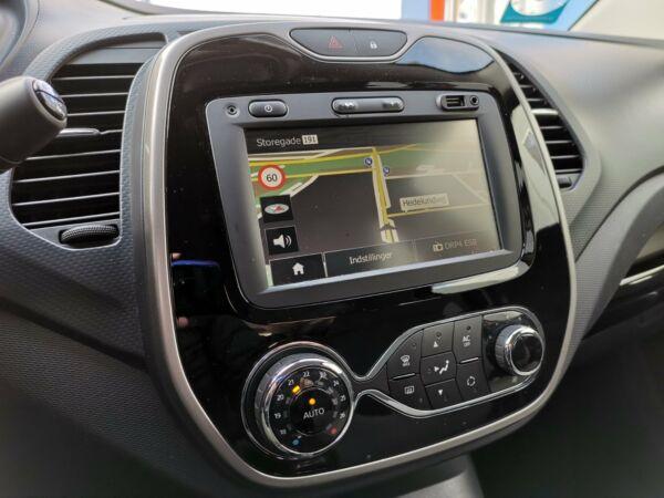 Renault Captur 1,5 dCi 90 Expression billede 11