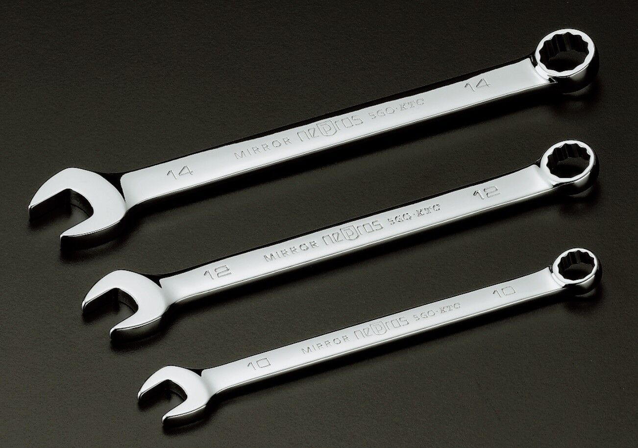KTC NEPROS COMBINATION WRENCH (5.5~32mm) NMS2 SERIES MADE IN JAPAN