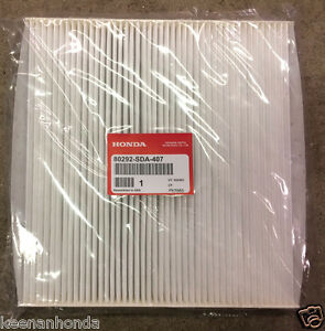 Genuine OEM Acura ILX RDX MDX RL RLX TL TSX ZDX Cabin Air Filter - Acura mdx air filter