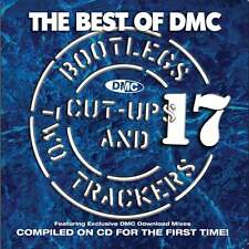 DMC The Best Of DMC Bootlegs Cut Ups & 2 Trackers Vol 17 DJ CD
