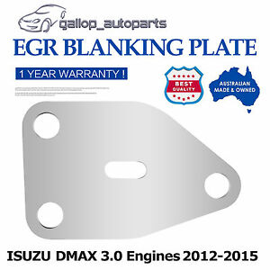 EGR-Blanking-Plate-Isuzu-D-max-3-0-engines-2012-2013-2014-2015