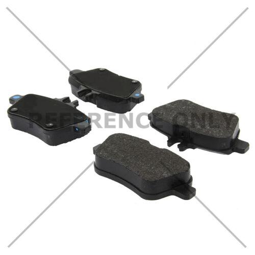 Disc Brake Pad Set Rear Centric 104.16462
