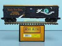 Mth 30-7460 2000 Millenium Years Box Car